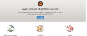 How to use AWS Server Migration Service (SMS) to migrate VMs from VMware to AWS