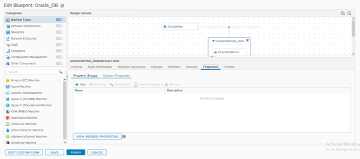 Implementing Database-as-a-Service with vRealize Automation